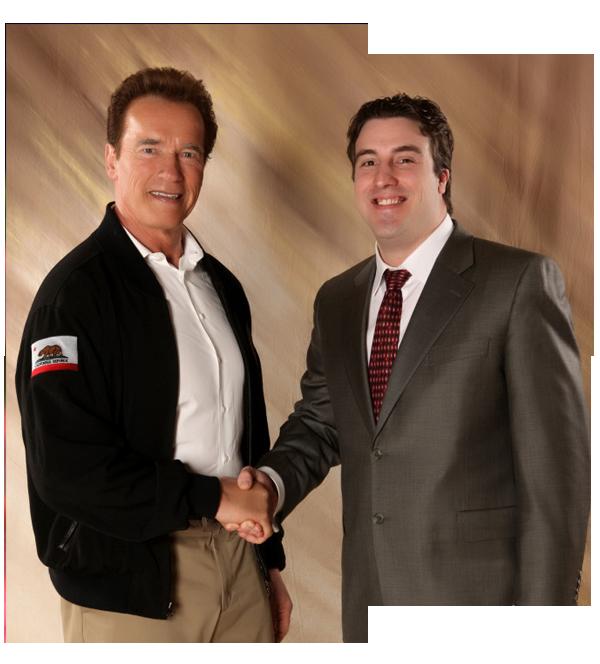 Arnold & Dr. Matt