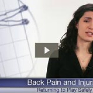Chiropractic Best Option for Sports-related Back Pain