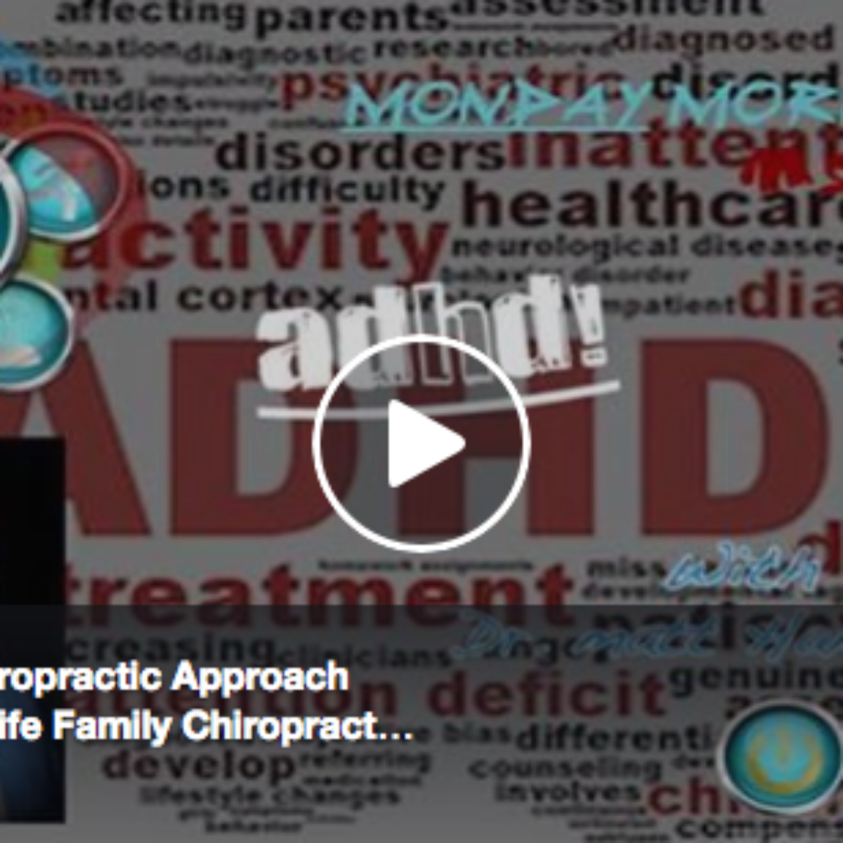 ADHD & The Chiropractic Approach