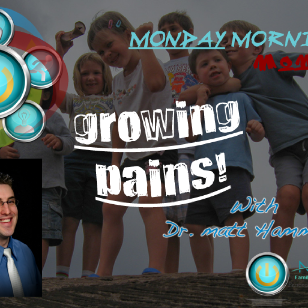 Growing Pains and The Chiropractic Approach