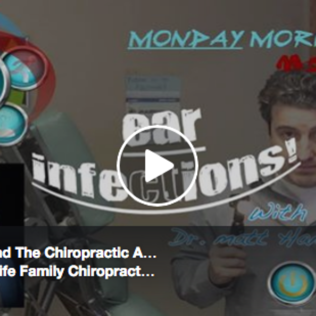 Ear Infections & The Chiropractic Approach