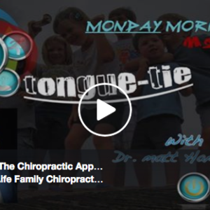 Tongue Tie & The Chiropractic Approach