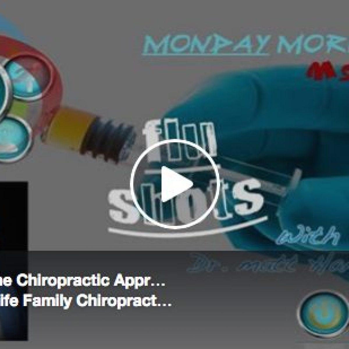 Flu Shots & The Chiropractic Approach