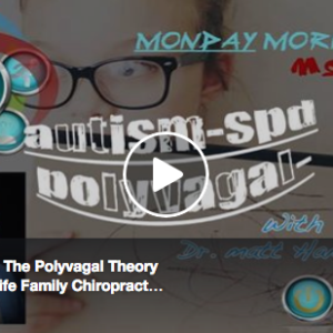 Autism-SPD & The Polyvagal Theory & The Chiropractic Approach