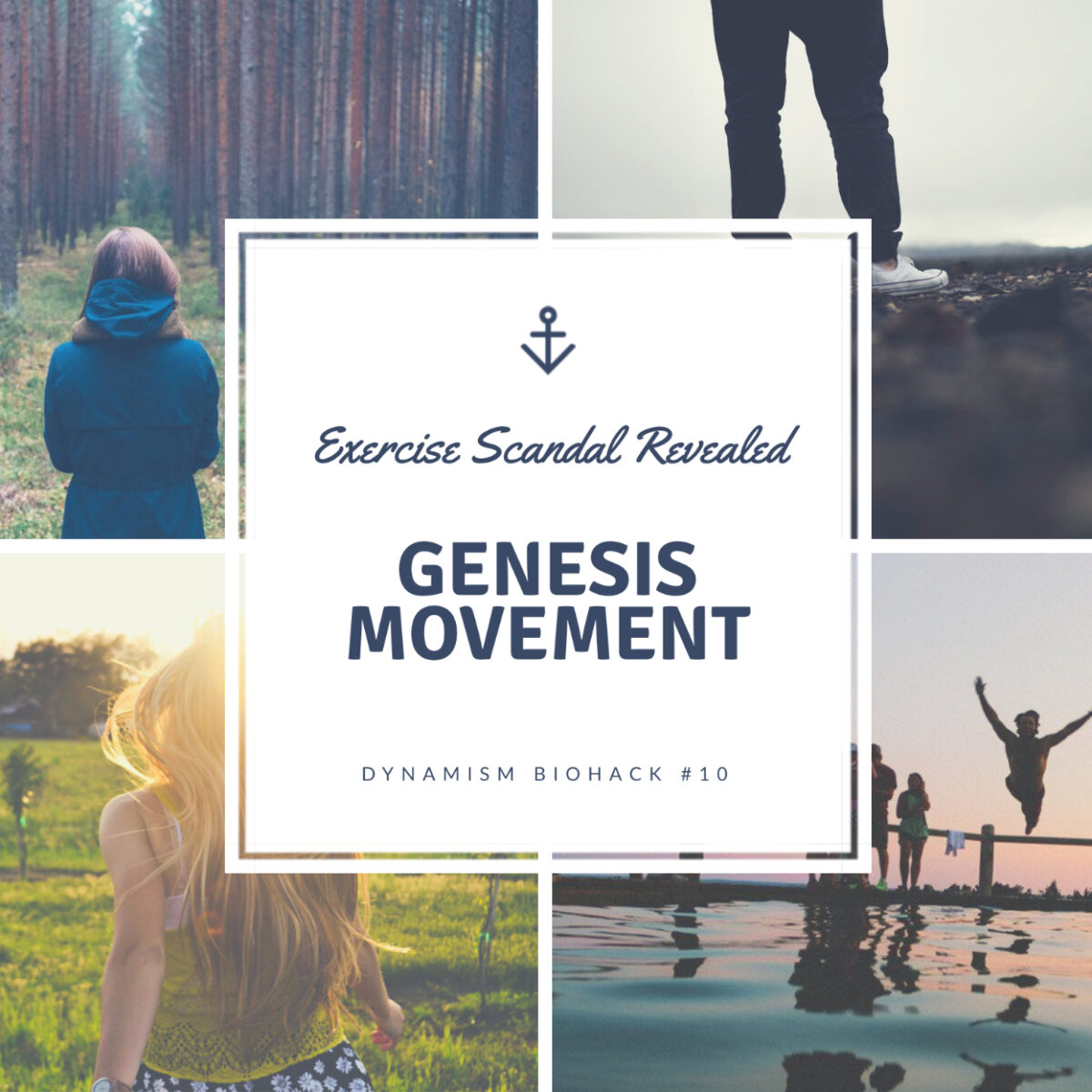 #10: Genesis Movement