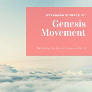 #11: Genesis Movement Part II