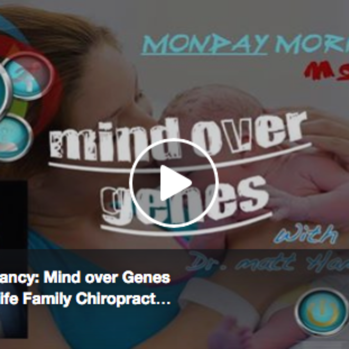 Parenting/Pregnancy: Mind over Genes