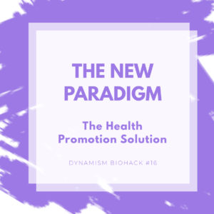 #16: The New Paradigm