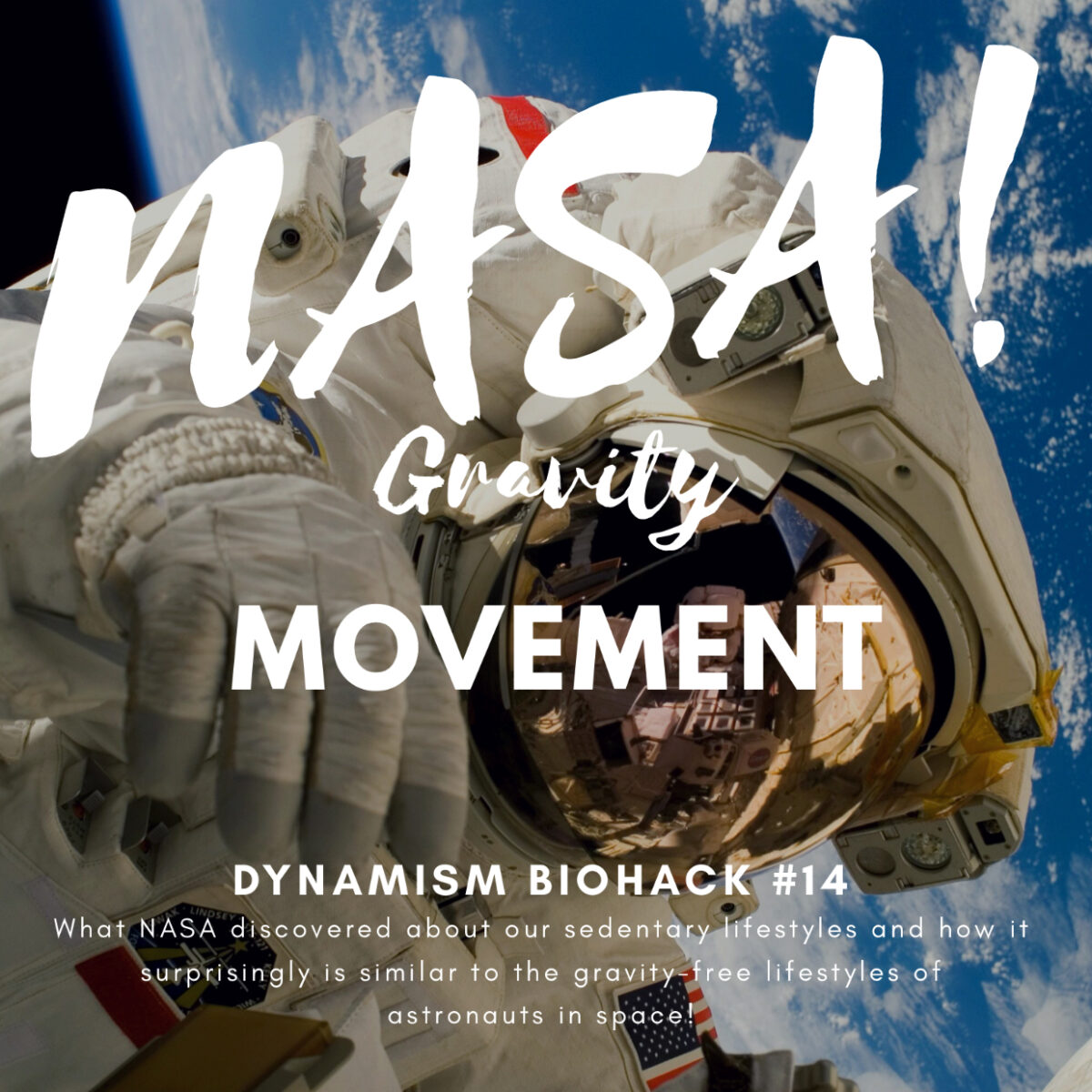 #14: NASA, Gravity & Movement Paradox