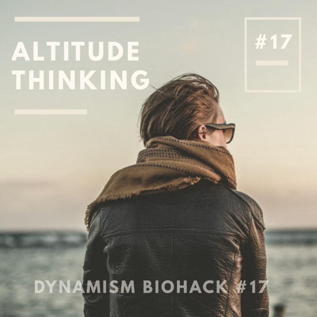 #17: Altitude Thinking