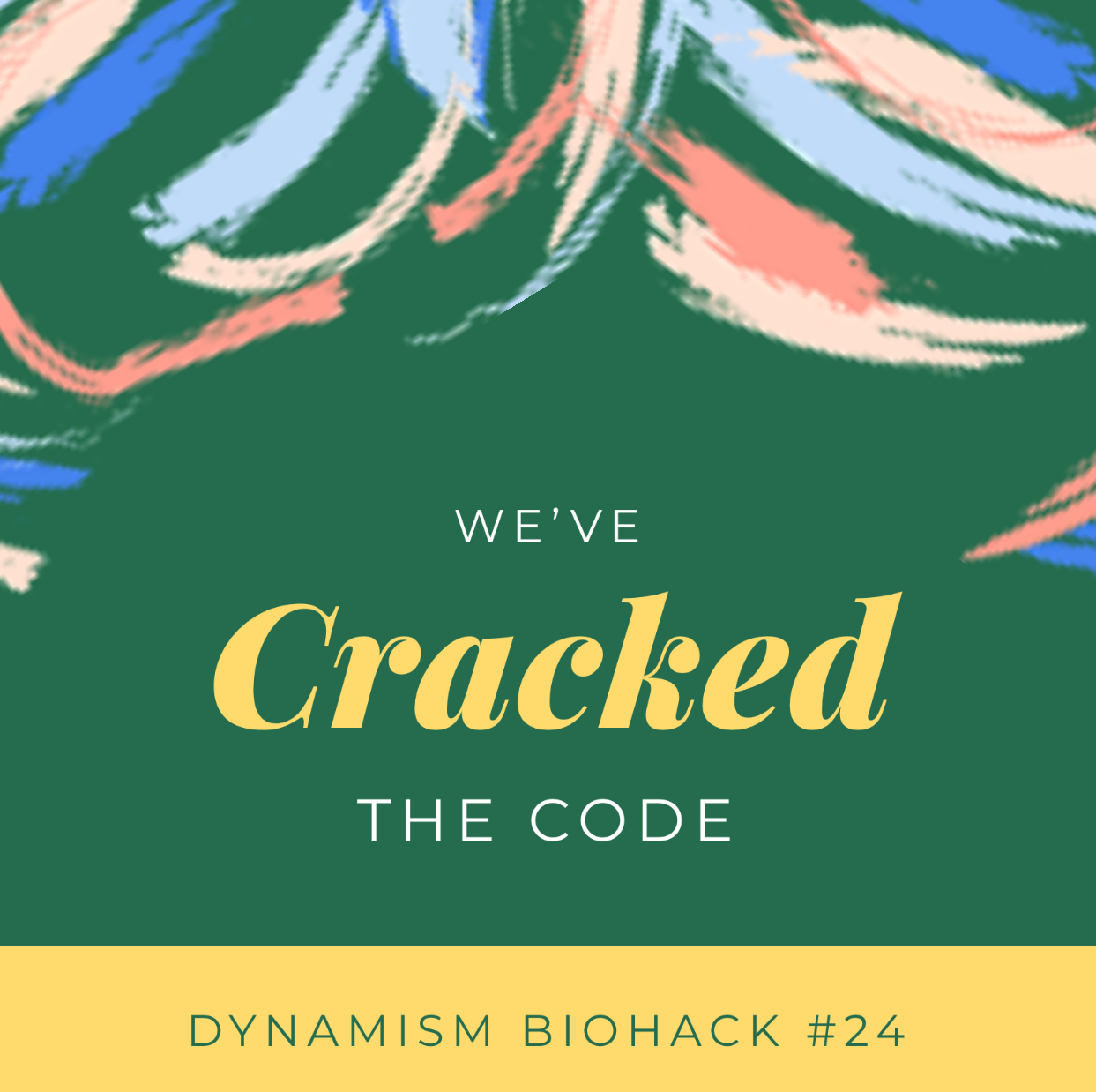24: We've Cracked The Code | New Life Family Chiropractic