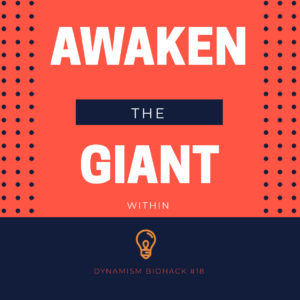 #25: Awaken The Giant Within
