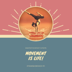 #31: Movement is Life