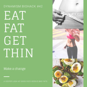 #42: Eat Fat Get Thin