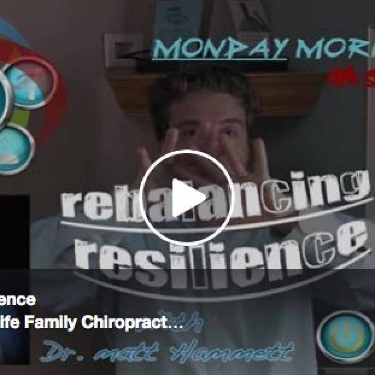 Balancing Resiliency