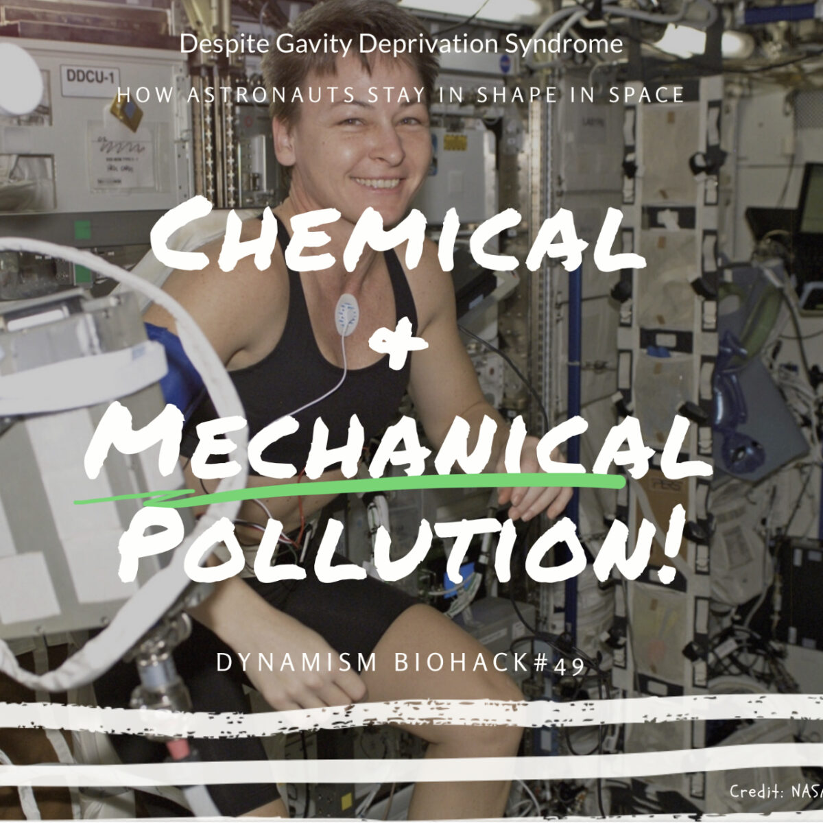 #49:  Chemical & Mechanical Pollution