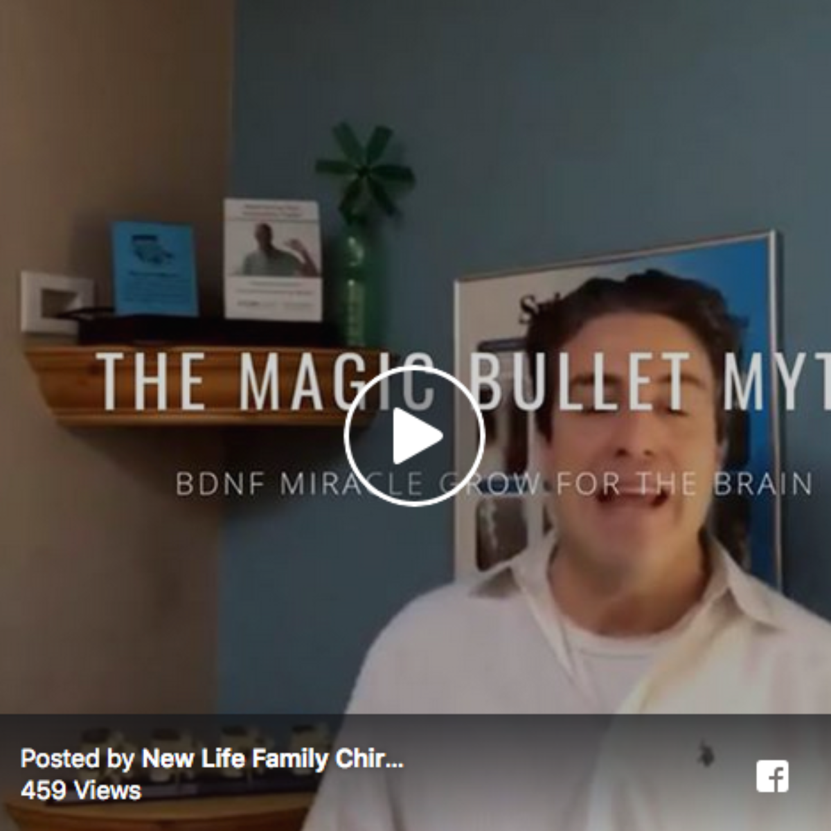 The Magic Bullet Myth: BDNF