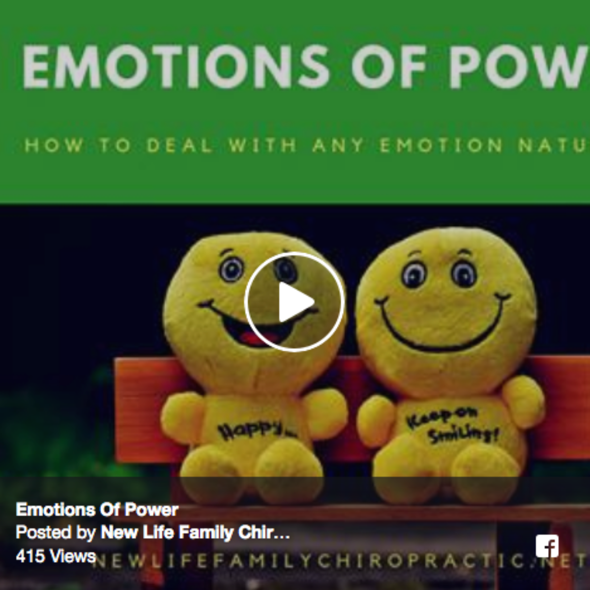 Emotions Of Power