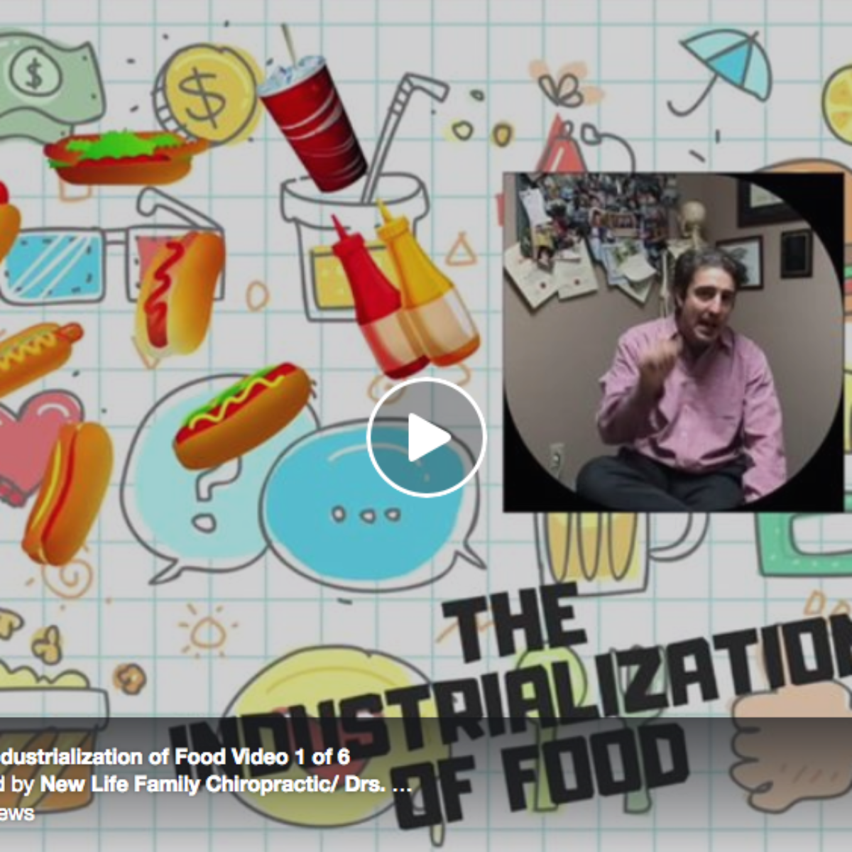 Industrialization of Food: Video 1