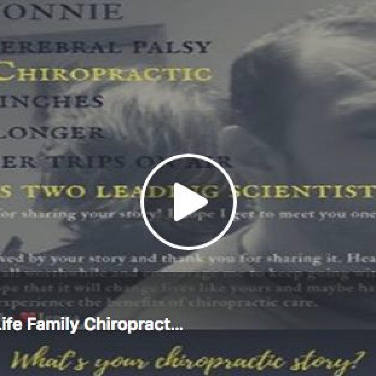 Meet Vonnie: Cerebral Palsy
